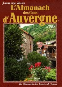 Gérard Bardon - L'Almanach des Gens d'Auvergne.
