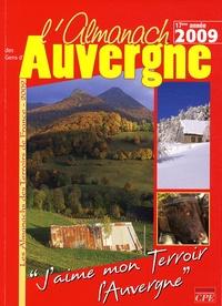 Gérard Bardon et Brigitte Jeune - L'Almanach des gens d'Auvergne.