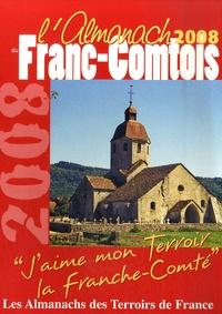 Gérard Bardon et Jocelyne Ricci - L'almanach du Franc-Comtois.