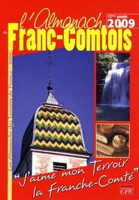 Gérard Bardon et Brigitte Jeune - L'Almanach du Franc-Comtois.