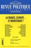 Gérard Bélorgey et Céline Bouhey-Klapisz - La France, l'Europe... et maintenant ?.