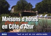 Gérard Bernar - Maison d'hôtes Coup de coeur en Côte d'Azur.