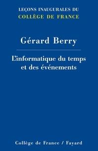 Gérard Berry - L'informatique du temps et des événements.