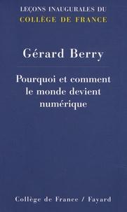 Gérard Berry - Pourquoi et comment le monde devient numérique.
