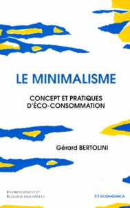 Gérard Bertolini - .