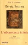 Gérard Bessière - L'arborescence infinie - Jésus entre passé et avenir.