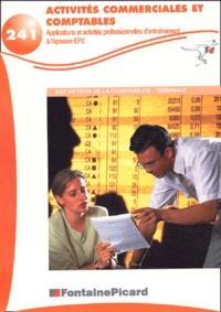 Activites commerciales et comptables Terminale BEP comptabilité - Applications et activités professionnelles dentraînement à lépreuve EP2.pdf