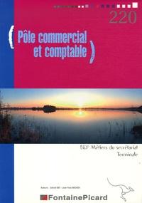Gérard Bey et Jean-Yves Michon - Pôle commercial et comptable BEP Métiers du secrétariat Tle.