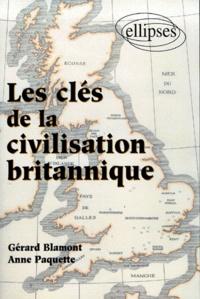 Gérard Blamont et Anne Paquette - .