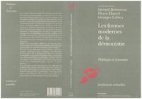 Gérard Boismenu et Georges Labica - .
