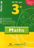 Gérard Bonnefond - Mathématiques 3e - 14-15 Ans.