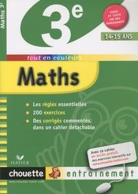 Gérard Bonnefond et Daniel Daviaud - Mathématiques 3e.