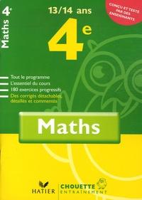 Mathématiques 4e- 13-14 Ans - Gérard Bonnefond | Showmesound.org