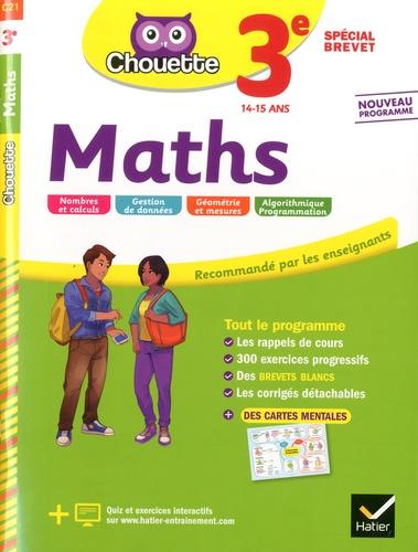 Gérard Bonnefond et Daniel Daviaud - Maths 3e spécial brevet.