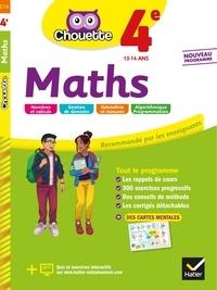 Gérard Bonnefond et Bernard Revranche - Maths 4e.