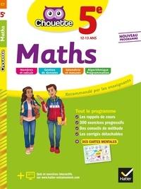 Gérard Bonnefond et Bernard Revranche - Maths 5e.