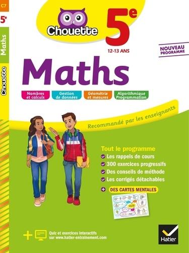 Maths 5e Grand Format