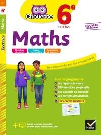 Gérard Bonnefond et Daniel Daviaud - Maths 6e - cahier d'entraînement et de révision.
