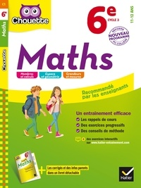 Gérard Bonnefond et Daniel Daviaud - Maths 6e Cycle 3.