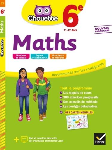 Gérard Bonnefond et Bernard Revranche - Maths 6e.