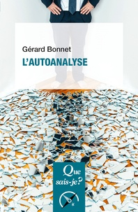 Gérard Bonnet - L'autoanalyse.