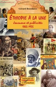 Galabria.be Ethiopie à la une - Journaux et publicirés 1865-1935 Image