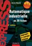 Gérard Boujat et Patrick Anaya - Automatique industrielle en 20 fiches- 2e édition.