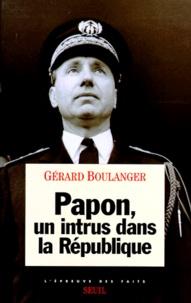 Blackclover.fr PAPON. Un intrus dans la République Image
