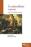 Gérard Boulet - Le nationalisme repensé - Essai d'ontologie critique.