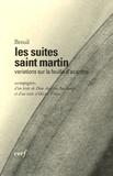 Gérard Breuil - Les suites saint martin - Variations sur la feuille d'acanthe.