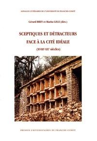Deedr.fr Sceptiques et détracteurs face à la cité idéale (XVIIIe-XXe siècles) Image