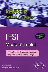 Gérard Canési et Anne-Laurence Le Faou - IFSI mode d'emploi.