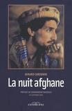 Gérard Cardonne - La nuit afghane.