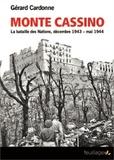 Gérard Cardonne - Monte Cassino - La bataille des Nations, décembre 1943-mai 1944.