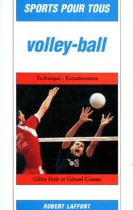 Volley-ball - Gérard Castan |