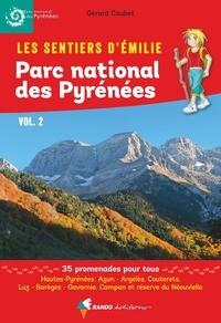 Gérard Caubet - Parc national des Pyrénées - Volume 2.
