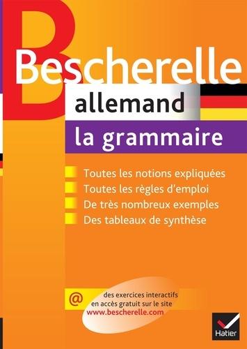 Gérard Cauquil et François Schanen - Allemand - La grammaire.