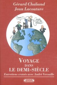 Gérard Chaliand et Jean Lacouture - .