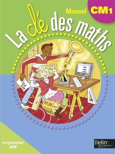 Gérard Champeyrache - La clé des maths CM1 - Programmes 2008.