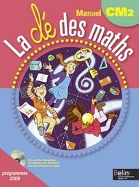 Gérard Champeyrache - La clé des maths CM2 - Programmes 2008.