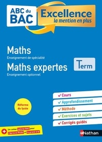 Gérard Chassard et Christian Lixi - Maths & Maths Expertes Tle.