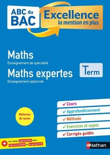 Maths & Maths Expertes Tle  Edition 2020