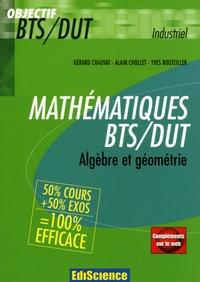 Mathématiques BTS/DUT- Algèbre et géométrie - Gérard Chauvat |