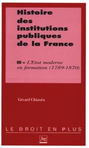 Gérard Chianéa - .