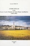 Gérard Cholvy et  Centre régional d'histoire des - André Soulas et les Sœurs gardes-malades de Notre-Dame Auxiliatrice, 1845-1995.