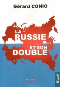"""Gerard conio - Gérard CONIO """"La Russie et son double""""."""