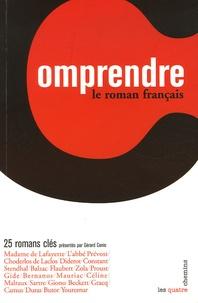 Gérard Conio - Le roman français - 25 livres clés.