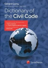 Gérard Cornu - Dictionary of the Civil Code.