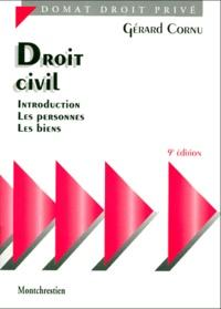 Droit civil : Introduction. Les personnes. Les biens.pdf