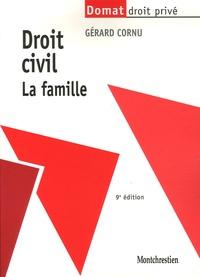 Gérard Cornu - Droit civil - La famille.